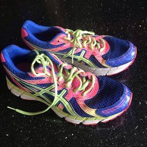 Asics Gel Excite 2 WMN 9 athletic shoes T373N